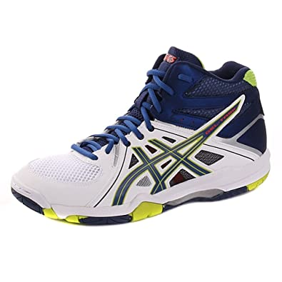 1b22f1d3a4 ASICS Unisex Adults  Gel Task MT B506Y 0142 Volleyball Shoes ...
