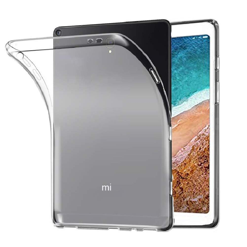 Custodia Silicone Cover in Gel TPU Trasparente per XIAOMI Mi Pad 4 8 Morbido Flessibile REY Ultra Sottile 0,33 mm