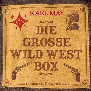 Die große Wild West Box Hörspiel