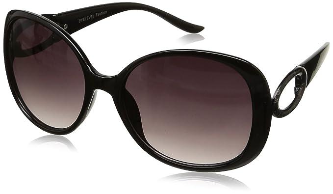 Eyelevel Damen Sonnenbrille Gr. One size, Schwarz - Schwarz