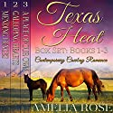 Texas Heat Box Set: Books 1-3 Audiobook by Amelia Rose Narrated by Charles D. Baker