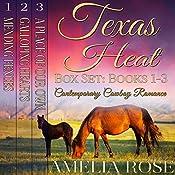 Texas Heat Box Set: Books 1-3 | Amelia Rose