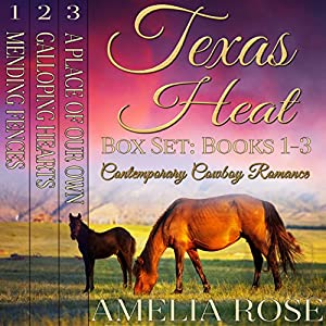 Texas Heat Box Set Audiobook