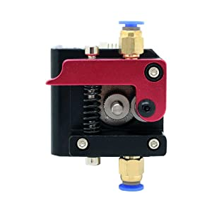 Redrex Left Hand 1.75mm Filament MK8 Bowden Extruder Frame Block for Reprap 3D Printer Kossel Mendal Prusa