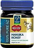 Manuka Health - MGO 250+ Manuka Honey, 100% Pure New Zealand Honey, 8.8 oz (250 g)