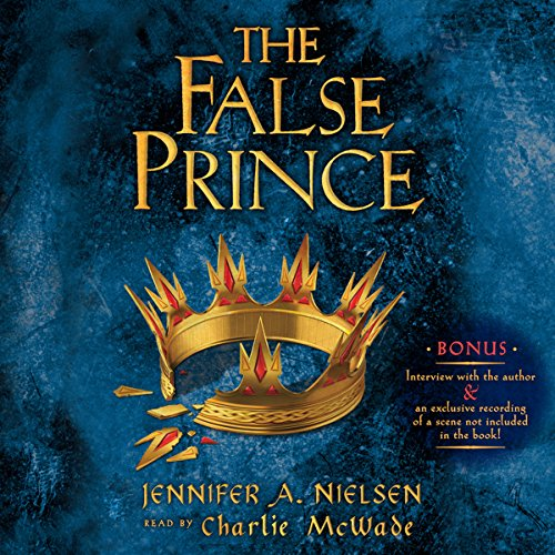 The False Prince by Scholastic Audio