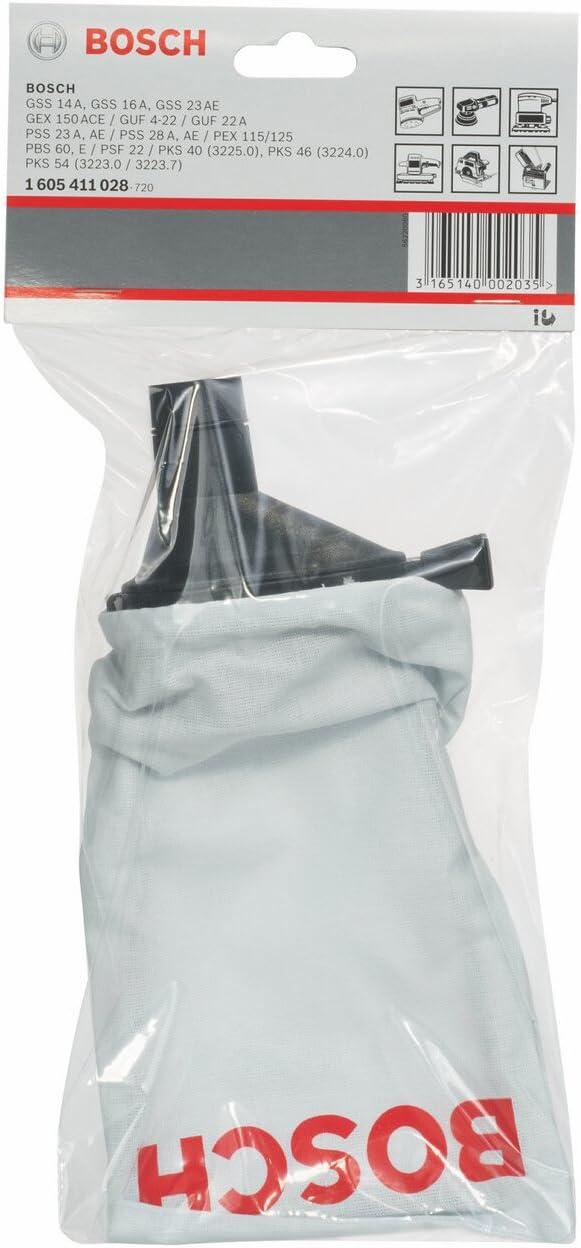Bosch 1605411026 Dust Bag for Belt and Random Orbit Sanders