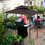 MASTERCANOPY Grill Gazebo 8 x 5 Double Tiered