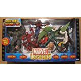 Marvel Legends Spider-Man Classics Fearsome Foes Figure Pack by Toy Biz
