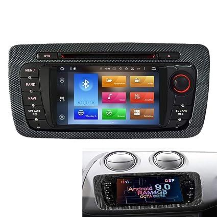 WOVELOT ndroid 9.0 2 DIN Radio de Coche DVD NavegacióN GPS ...