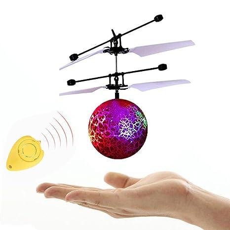 bescita RC voladora pelota Drone helicóptero decodificadores ...