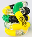 Tangle Jr Textured - Black, Green, Yellow and Clear