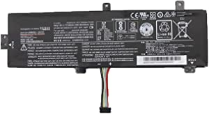 BOWEIRUI L15M2PB5 (7.68V 39Wh 5080mAh) Laptop Battery Replacement for Lenovo IdeaPad 510-15IKB 510-15ISK 310-15ABR 310-15IK 310-15ISK Series L15C2PB7 L15M2PB3 L15L2PB4 L15S2TB0 L15C2PB3 L15C2PB5