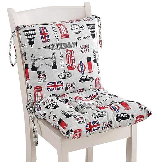 Sunneey - Cojín para silla (acolchado muy fuerte, cómodo ...