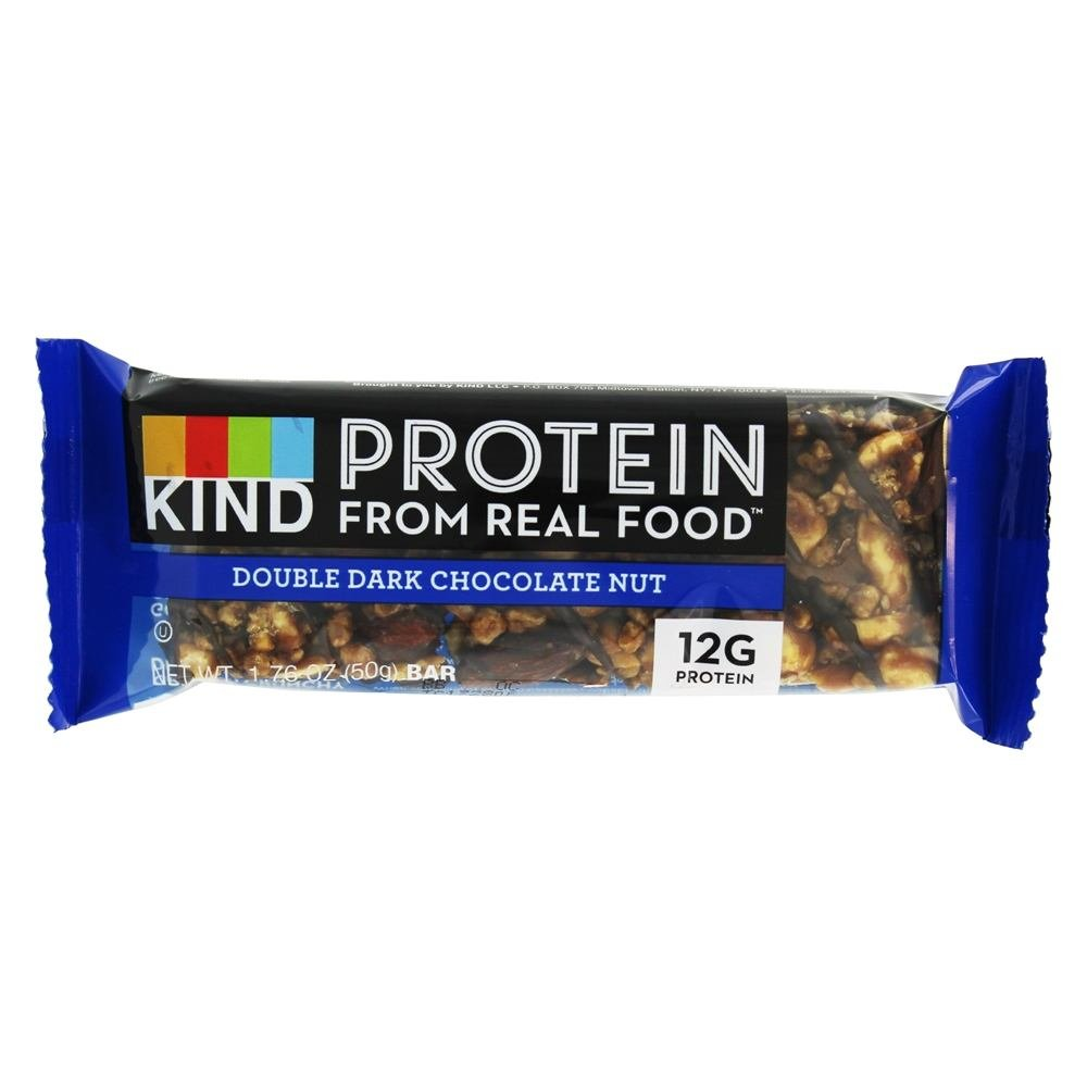 Kind Protein Bar, Dark Chocolate and Nuts (Pack of 12)