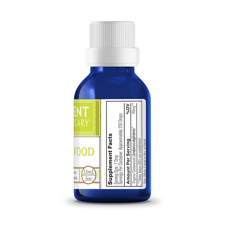 Amazon.com: Cedarwood Organic Essential Oil from Ancient ...