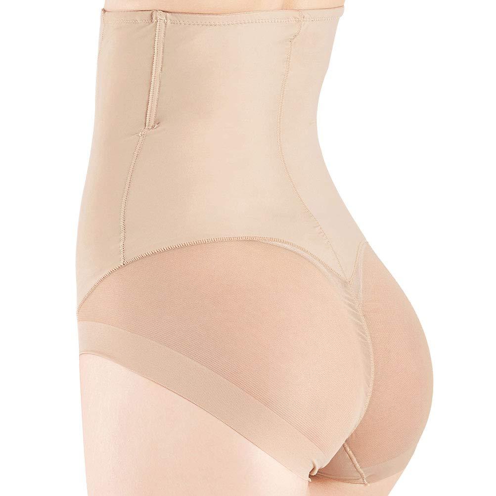 Everbellus Guaina Contenitiva Intimo Modellante Slip Vita Alta Body Shaper per Donna