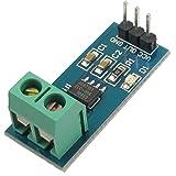 SODIAL(R) Piezas electricas Modulo del sensor de corriente de rango 30A ACS712