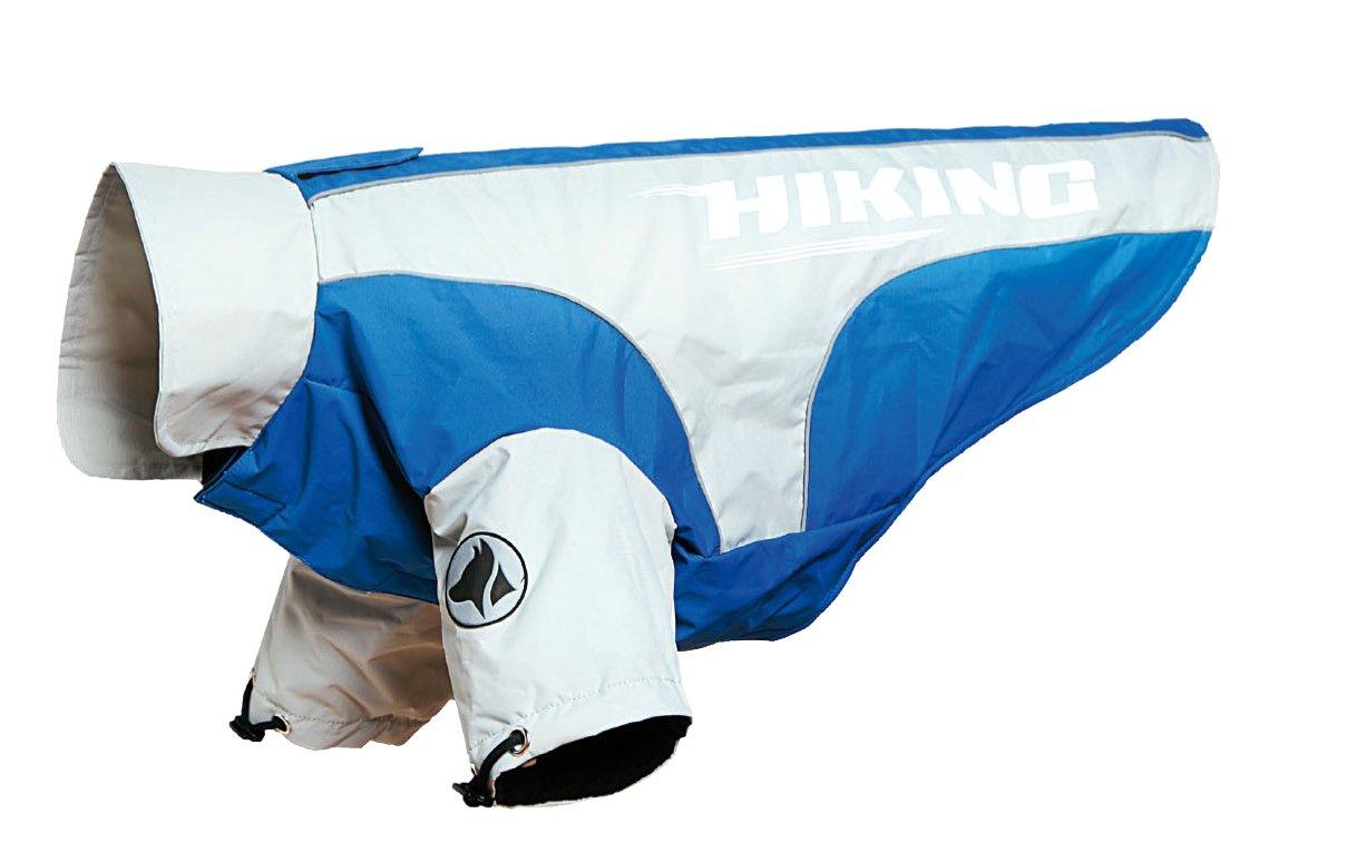 55 cm-58 cm Croci Waterproof Hiking Jacket with Sleeves, 55 cm-58 cm