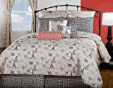 Victor Mill Paris Comforter Set, Queen