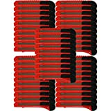 50x Bulk Red Utility Knife Box Cutters Snap Off Blade