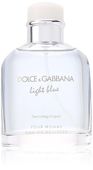 09bc9ba093 Dolce & Gabbana Light Blue Lipari Eau De Toilette, 125 ml: Amazon.co ...