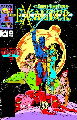 excalibur vol 3 - 1