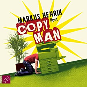 Copy Man Hörbuch