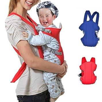 Amazon.com : Supremaimer Canguru Mochila Manduca Baby Rider Sling Carrier Comfort Wrap Infant Children Portable Backpack Front Pocket for 2-18 Months ...