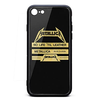 coque iphone 8 metallica