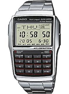 Casio Herren Uhr Mit Taschenrechner Ca 53w 1 Amazonde Uhren
