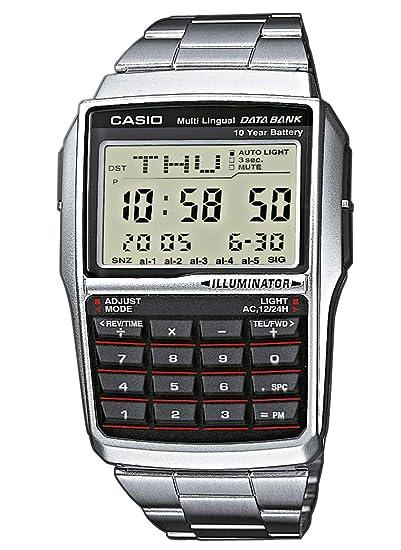 b3f3f556c694 Casio Reloj de Pulsera DBC-32D-1AES  Casio  Amazon.es  Relojes