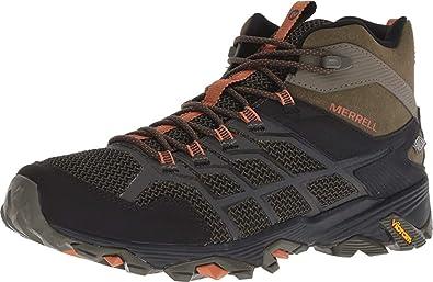 Moab FST 2 Mid Wp Hiking Shoe