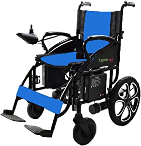 5 Best Power Wheelchair For Outdoor Use In 2021 - Expert's Reviews! 5
