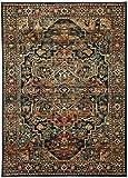 Karastan Spice Market Woven Alcantara Saphire 8'x10' - Area Rugs