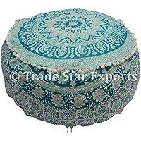 Trade Star Exports - Funda para puf indio
