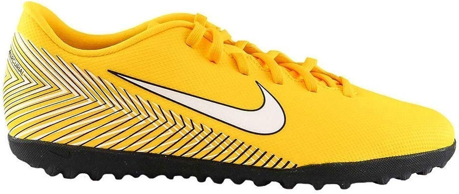Nike Jr Vapor 12 Club GS NJR TF, Chaussures de Futsal Mixte