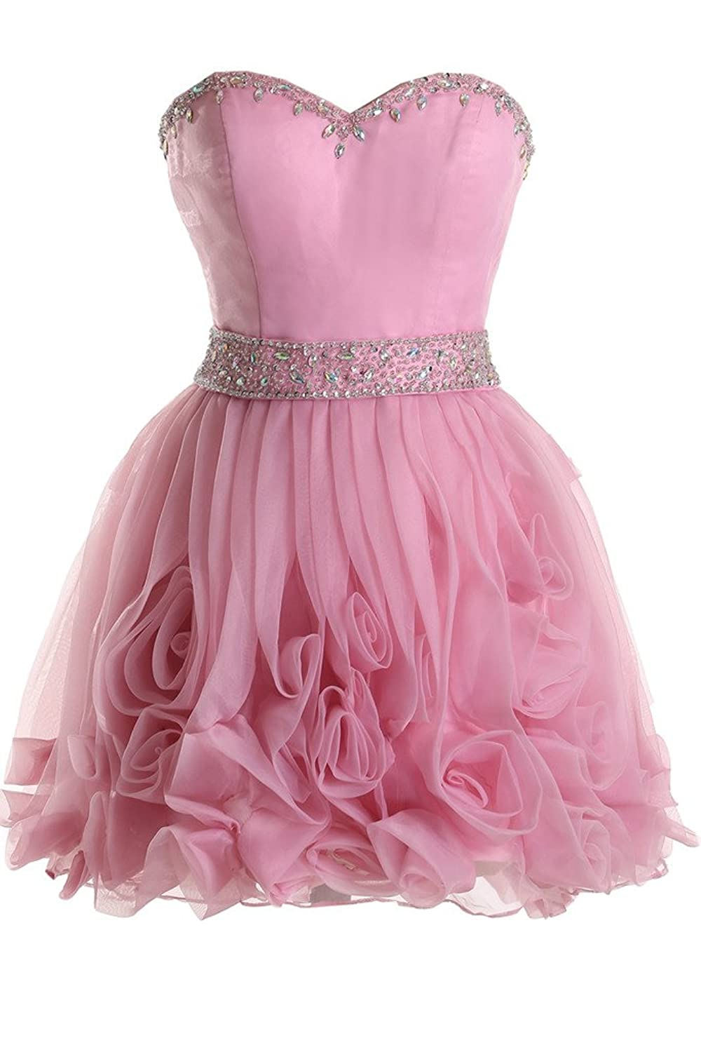 Sunvary Hot Sweetheart Short Homecoming Dresses Cocktail Dresses