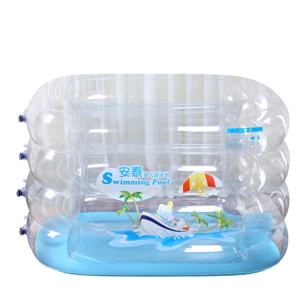 Neonatale Schwimmbad/Aufblasbare Babywanne/Schwimmbad/Holding aufblasbare Kinderbecken/Schwimmen Fässer-A