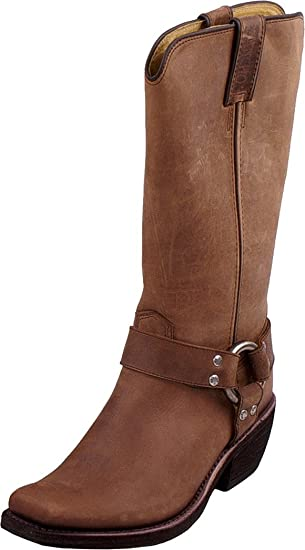 Sancho Boots Old Crazy Softy Castano Women's Boots: Amazon