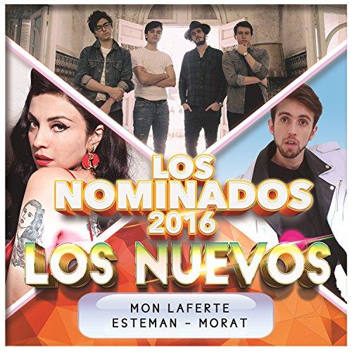 Los Nominados 2016 - Los Nuevos