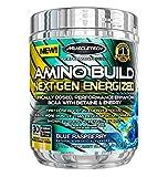 Cheap Amino Build Next Gen Energized, Blue Raspberry, 9.96 oz (282 g) – Muscletech by Muscle Tech