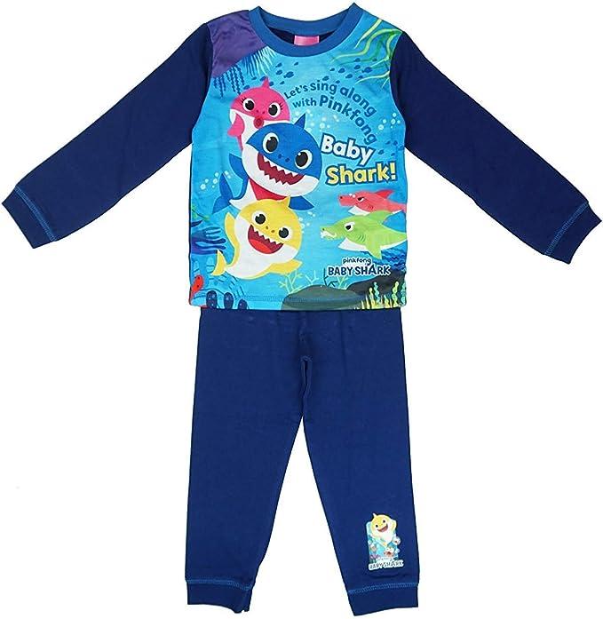 Baby Shark Pyjamas Pinkfong Pjs