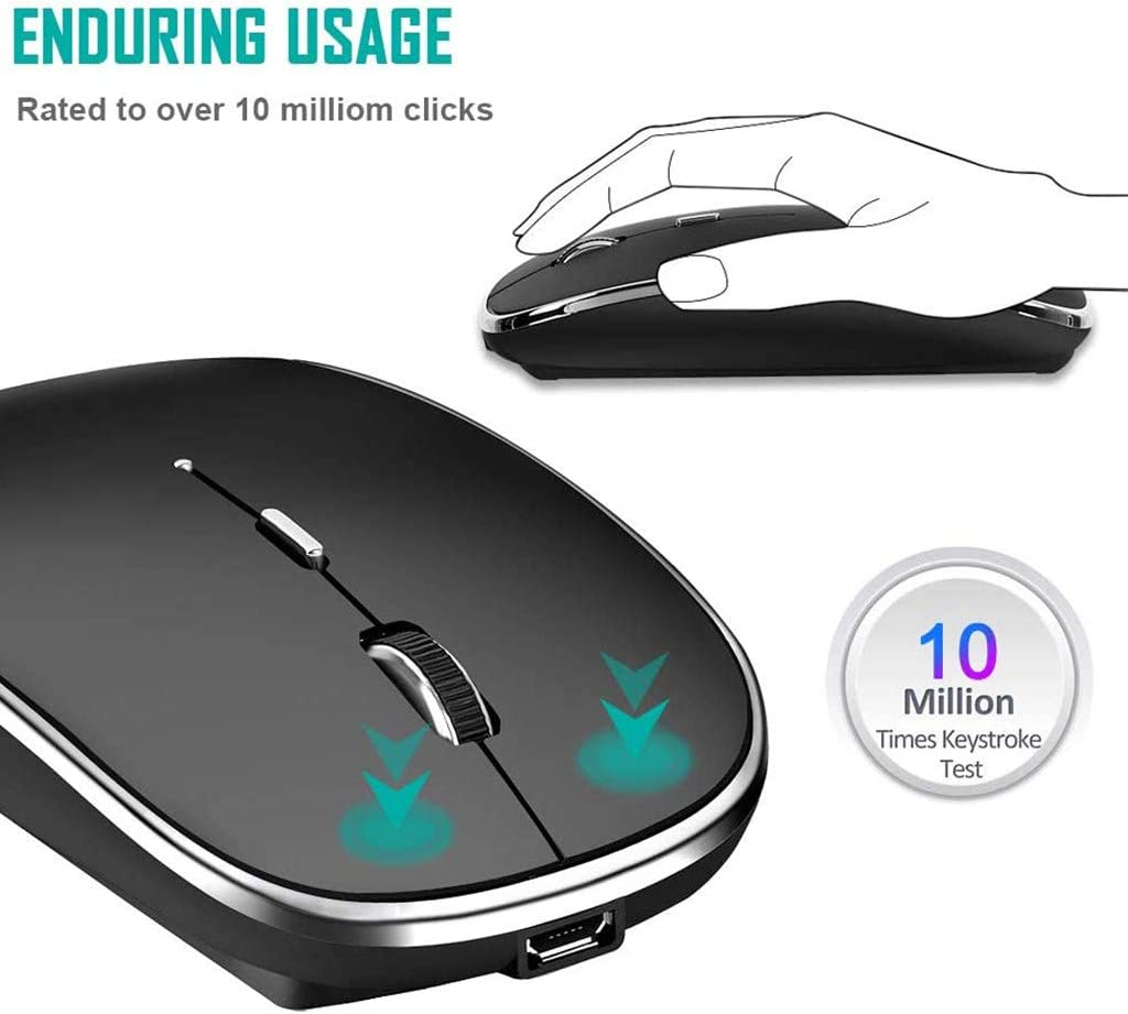 Amazon Promo Code 2020 for Rechargeable Wireless Mouse