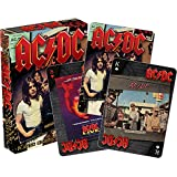 Ac/Dc Albums Playing Cards