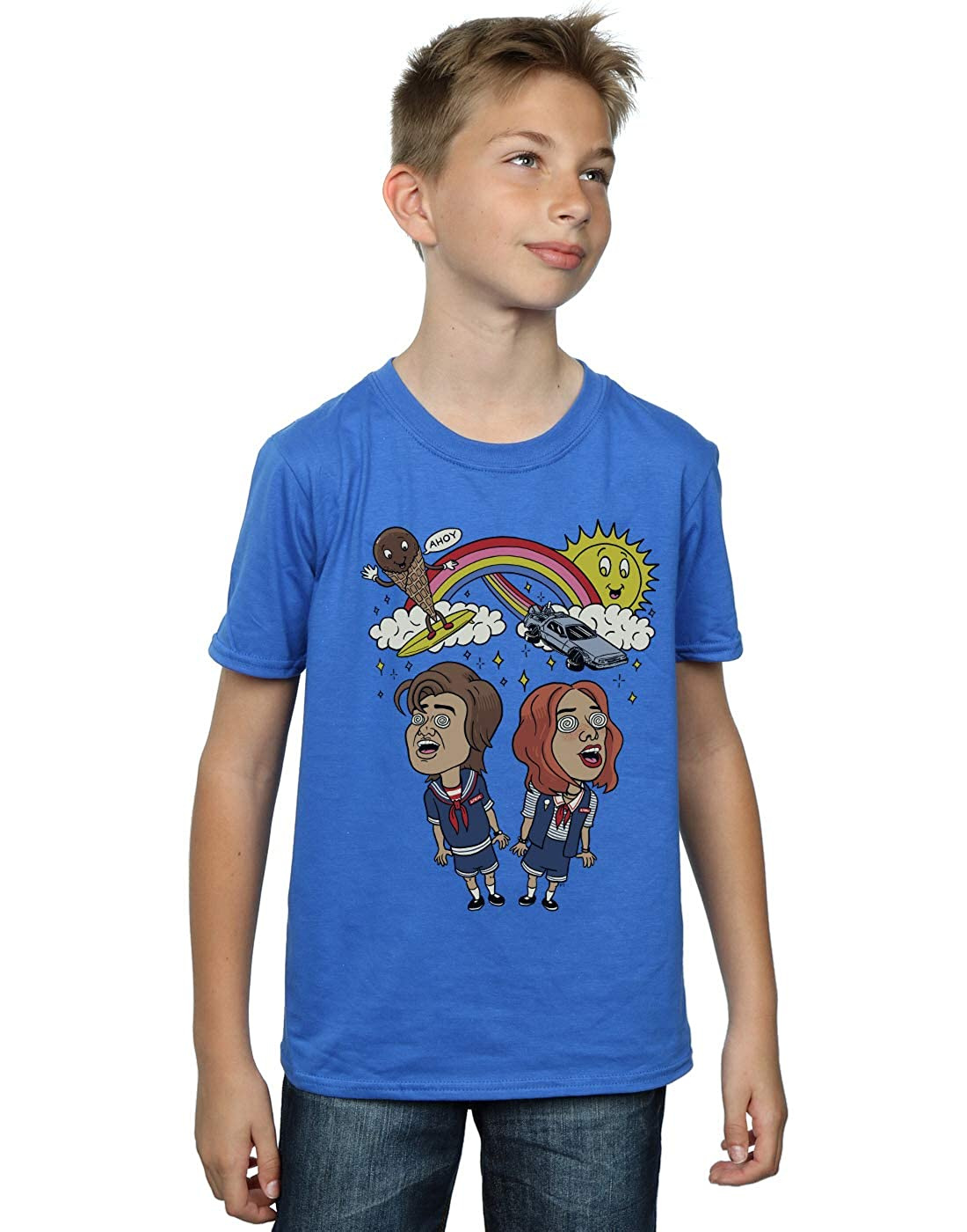 Absolute Cult Pennytees Boys Trippin Troops T-Shirt