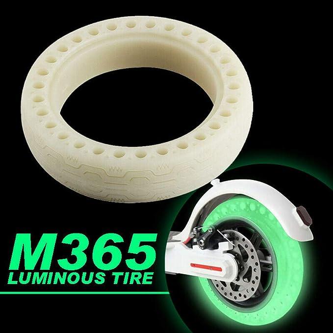 Amazon.com: Neumático fluorescente para Xiaomi Mijia M365 ...