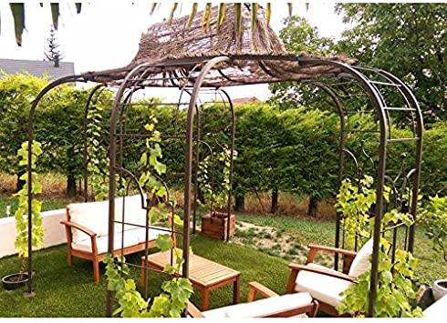 Gloriette Princess X-Large cenador pérgola de jardín refugio ...
