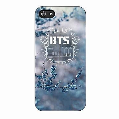 premium selection 53565 4be1c Bts Phone Signature Case Iphone 5c Z3K6LU: Amazon.co.uk: Electronics