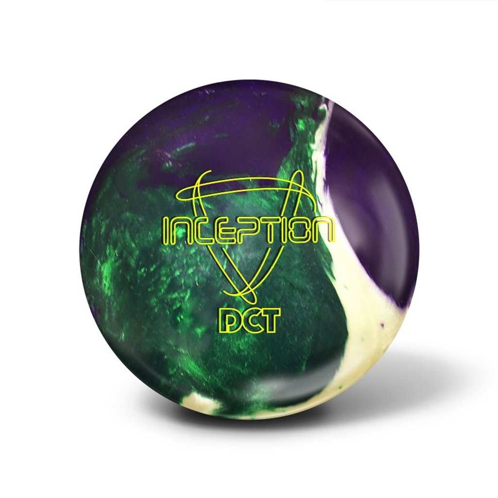 900グローバルInception DCTパールBowling ball-グリーン/パープル/クリーム B07913XPVX Parent DCTパールBowling Parent 16lbs 16lbs, 山辺町:147dc64a --- m2cweb.com